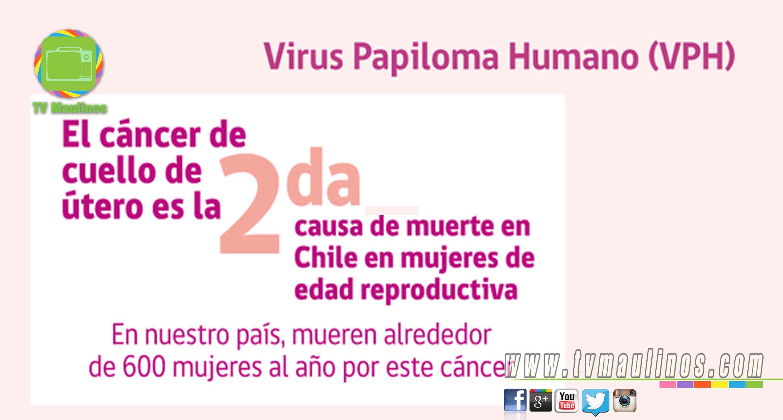 papiloma humano cancer cuello uterino