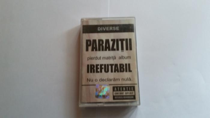 Paraziţii - Acțiunea instrumentalul lyrics