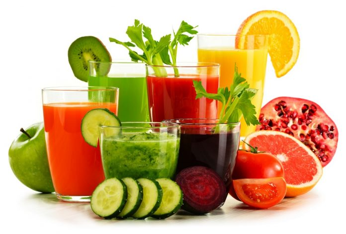Program de detoxifiere de o zi: PAS CU PAS!