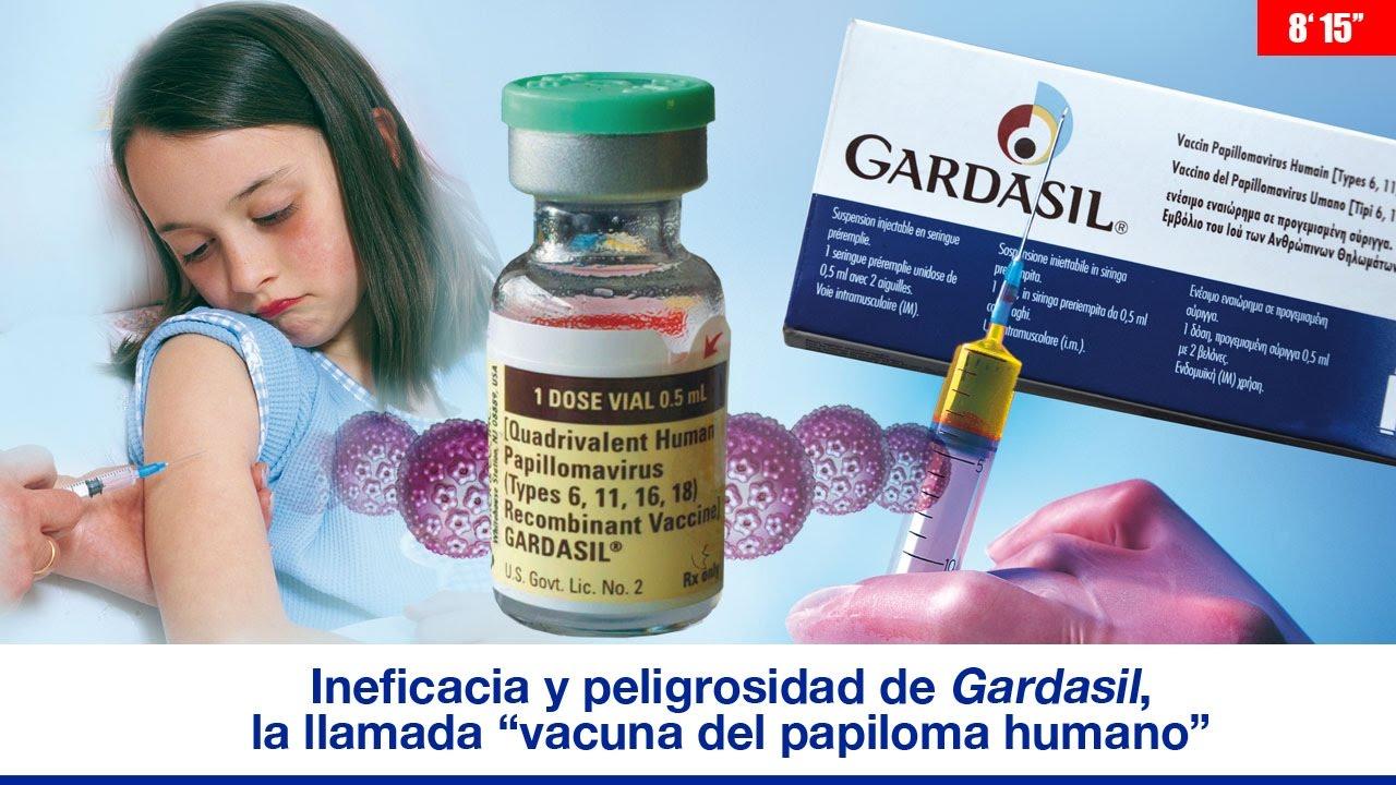 que es vacuna del papiloma humano