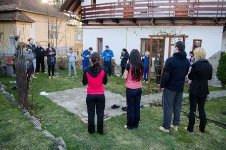 Detox Covasna 2014: 7 zile printre oameni !