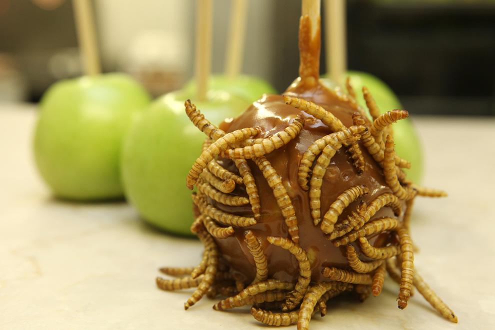Mix de insecte comestibile Microdelices g - Auchan online