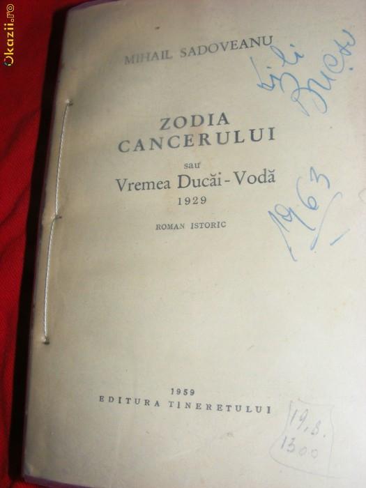 Zodia Cancerului sau vremea Ducăi-Vodă - Wikipedia