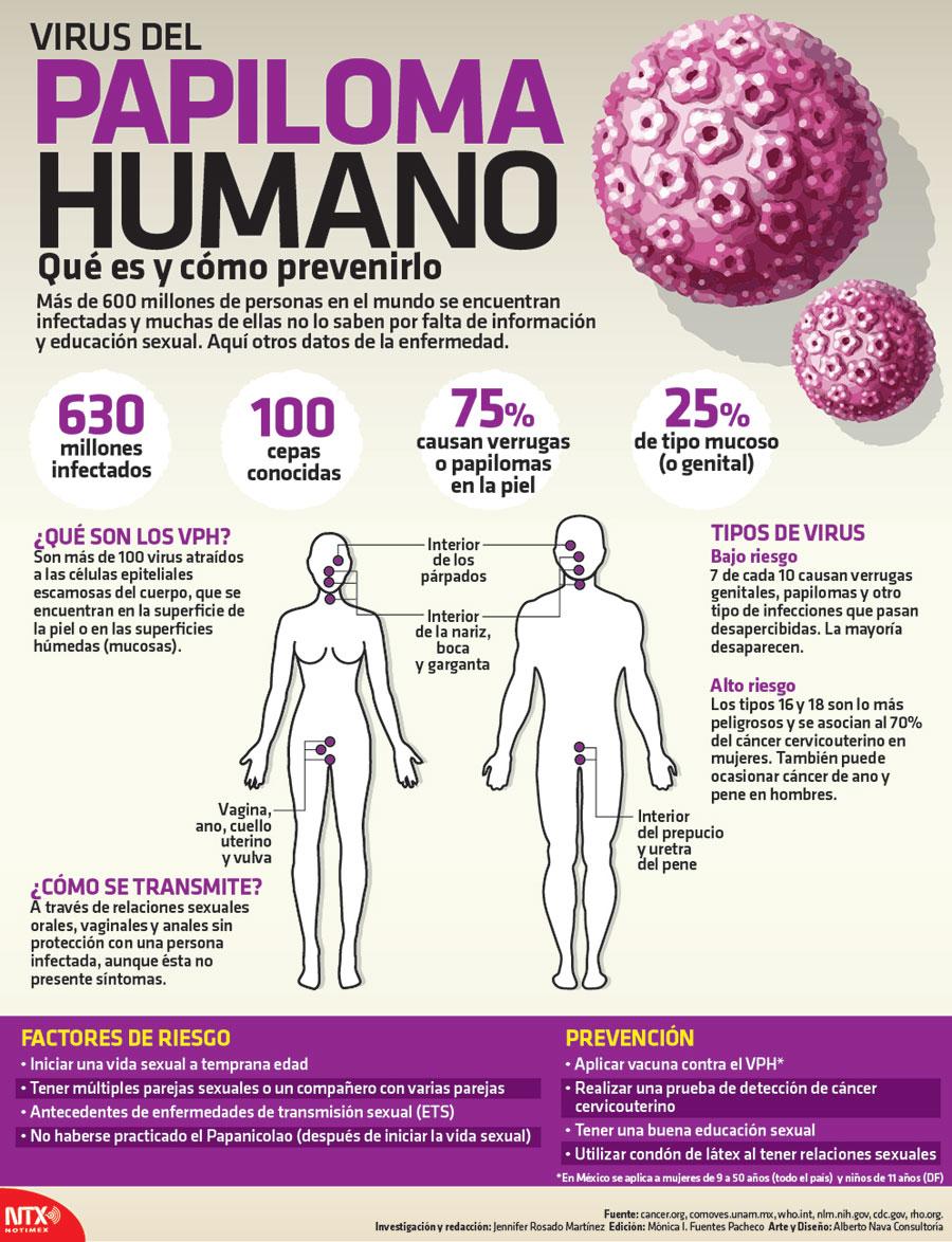 papiloma humano sus caracteristicas