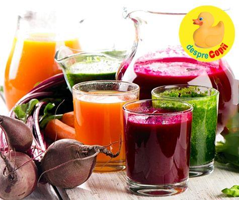 Dr. Oz: Detoxifiere de 3 zile cu sucuri naturale. Slăbeşte sănătos! - primariabeuca.ro